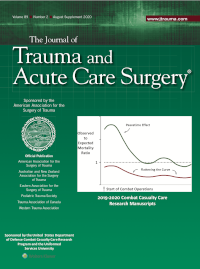 View 2019 MHSRS Supplement to the Journal of Trauma (new window)